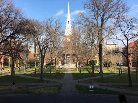 Harvard Yard dic 10 15