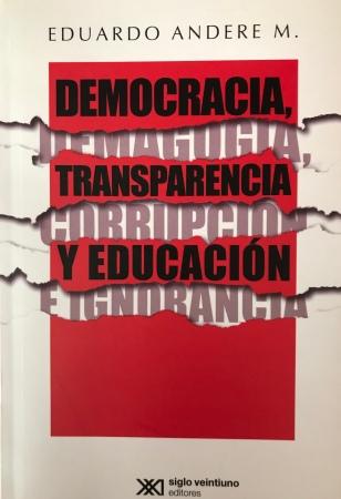 Democracia Transp Educacion 2018