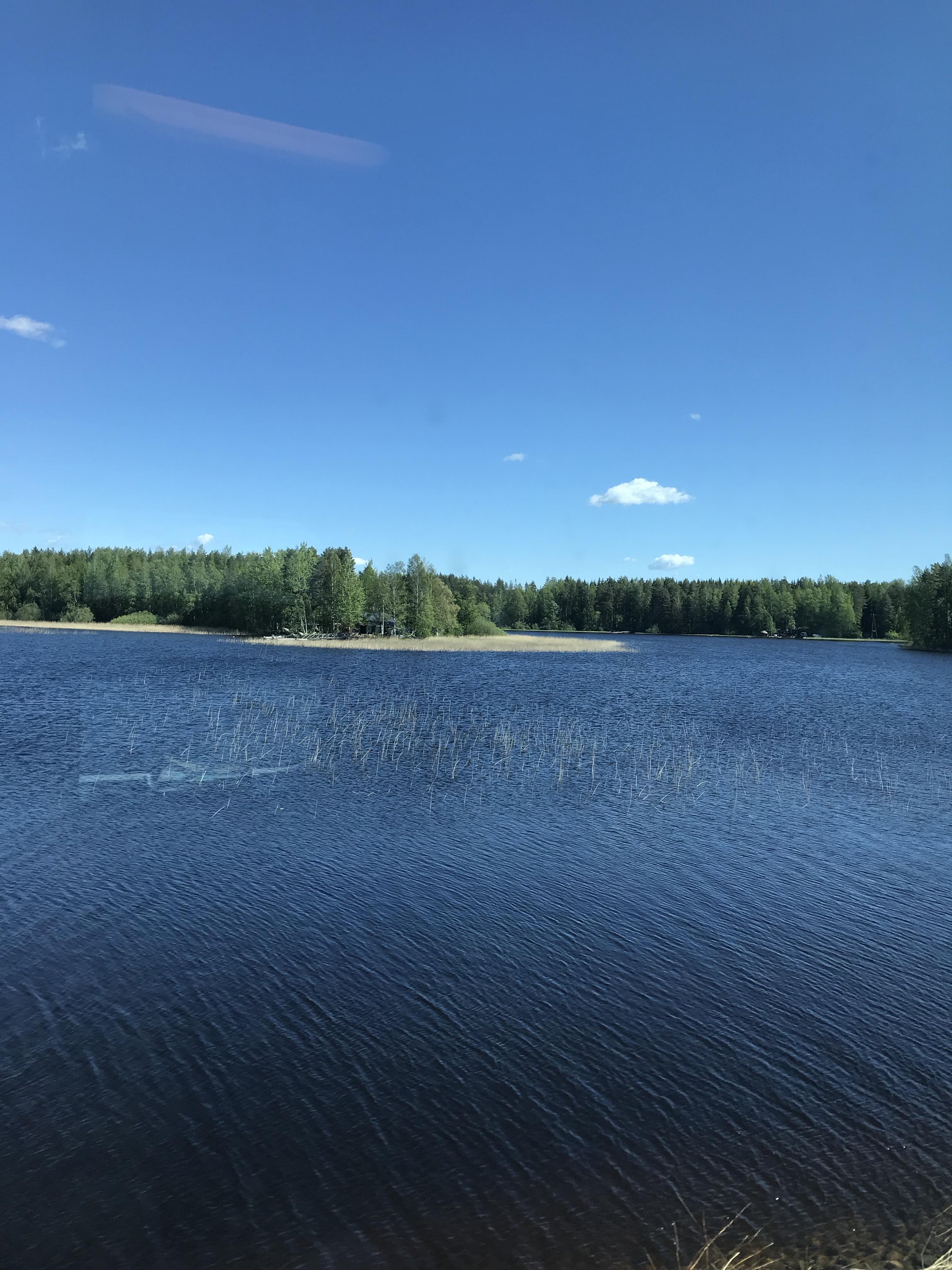 Near Jyvaskyla